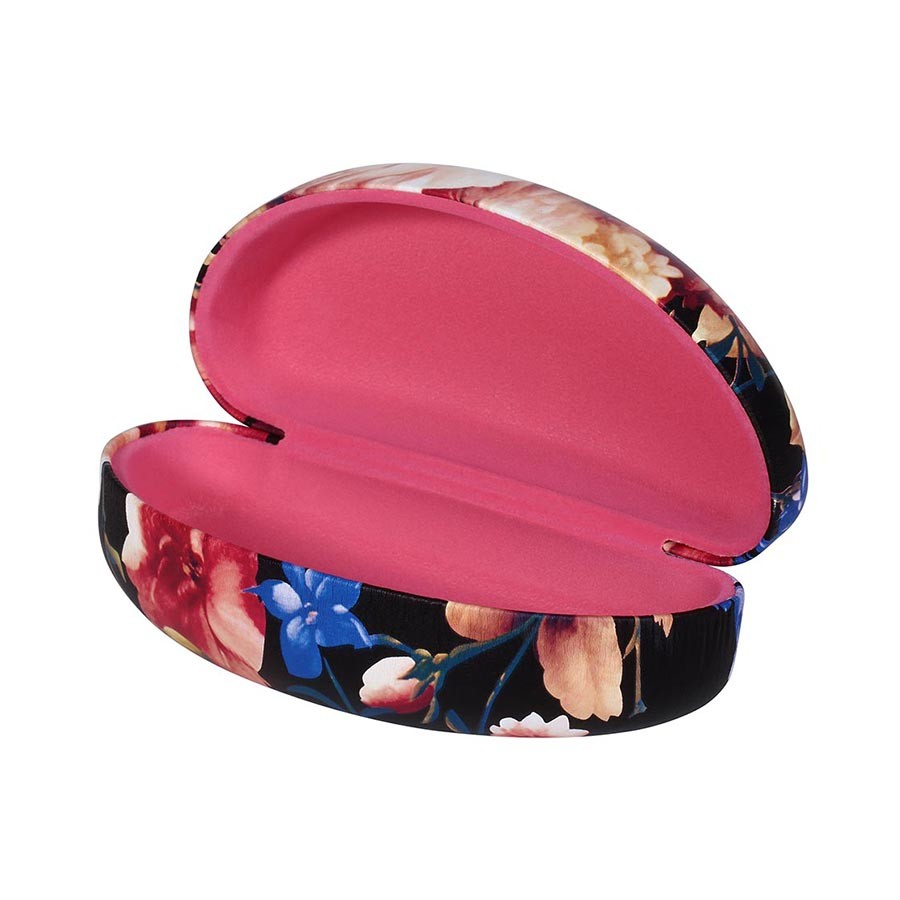 FLORAL CLAMSHELL CASE - FL5
