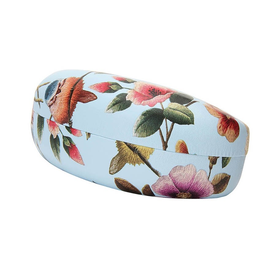 FLORAL CLAMSHELL CASE - FL33