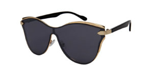 Edge I-Wear High Fashion One Piece Flat Lens Sunnies 55689-FLREV